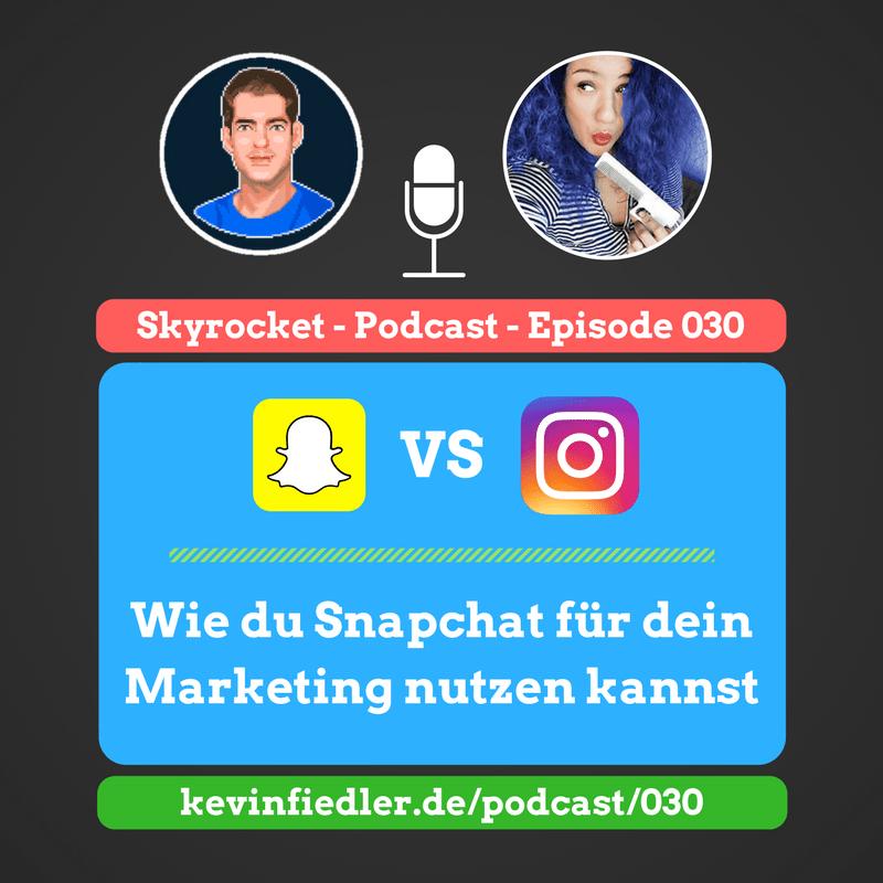 code78 skyrocket podcast snapchat