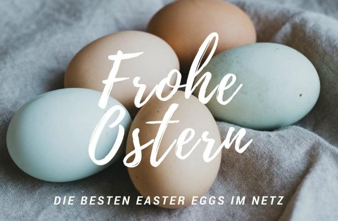 code78 - Easter Eggs im Netz: Entdeckenswerte Seiten